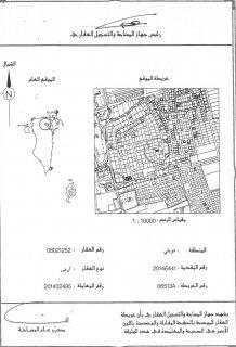 ارض للبيع في توبلي خلف انصار