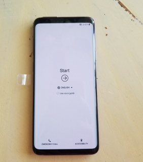 New Verizon Samsung Galaxy s9 plus