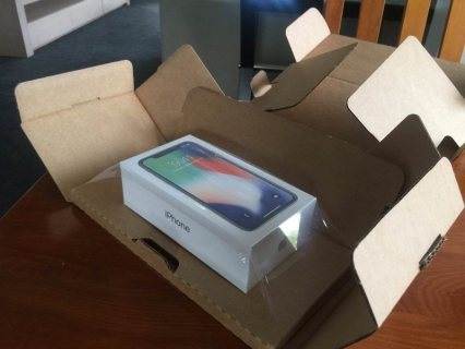Apple iPhone X - 256GB - Max