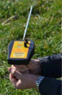 جهاز Tracker x3 بالنظام الاستشعاري لكشف الذهب والفراغ تحت الارض