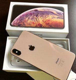 Apple iPhone XS 64GB = $450USD  , iPhone XS Max 64GB = $480USD ,iPhone X 64GB