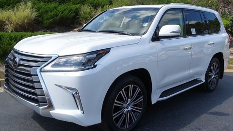GCC - LEXUS LX570 2019 - 16,934KM - FULL OPTION