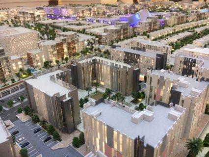 بأقساط شهرية 4,500 درهم تملك شقة في اول بوليفارد أسعار تبدأ من 450,000 درهم