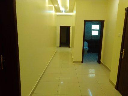 شقه 3غرفه نوم مع الكهرباء في توبلي قريبه من ممشي توبلي
