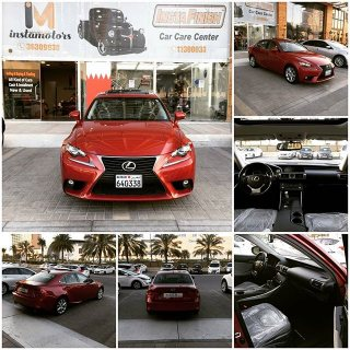 Lexus is250 Model 2015 with excellent condition.