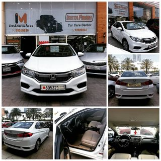 Honda City 2018 used with Low Mileage and excellent condition.
