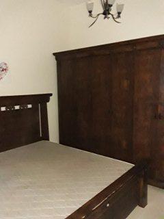 شقه 2غرفه نوم مفروشه كامل للايجار في المحرق بالقرب من المكتبه الخليفيه