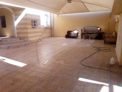فيلا 5غرفه نوم للبيع في عراد بالقرب من منطقه الحالات مساحه الفيلا 499متر مربع