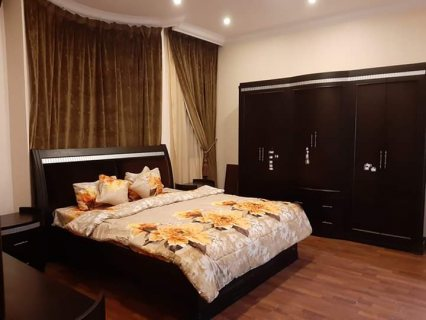 Fully furnished apartment for rent in Hidd near the Lulu market,