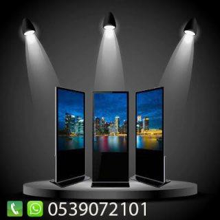 شاشات تفاعلية اعلانية للبيع و الايجار