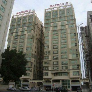شقه 3غرفه نوم مفروشه كامل للبيع في الجفير برج مرمر 2
