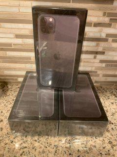 علامة تجارية جديدة غير مقفلة في المصنع Apple iPhone 11 & 12 Pro Max 256GB