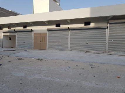 محل تجاري للايجار في مدينه حمد في منطقه الهمله المحل علي الشارع الرئيسي