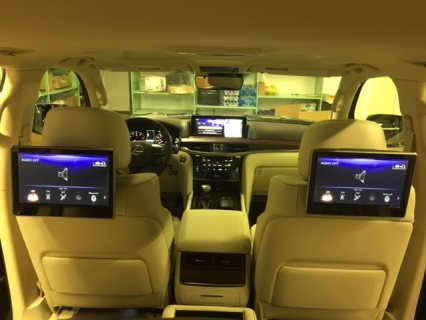 صور 2016 Lexus LX 570 full option 4