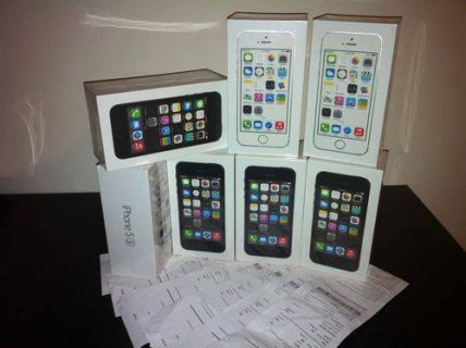 Selling Brand New, Sim  Free & Factory Unlocked Apple iPhone 5S/