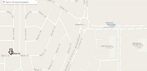 للبيع أرض في مدينة حمد دوار 17