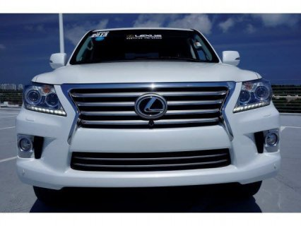 for sale used lexus lx 570