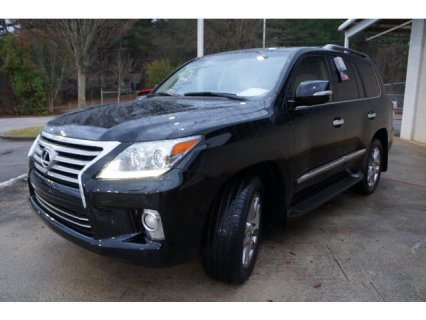 صور USED LEXUS LX 570 2013, FULL OPTION 1
