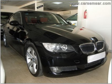 BMW 330 I CONVERTIBLE MODEL 2008 كشف