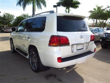صور USED LEXUS LX 570 2011, FOR SALE 2