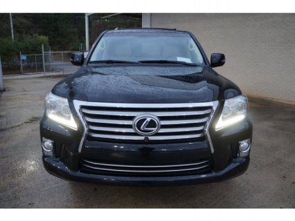 USED 2013 LEXUS LX 570 SALE