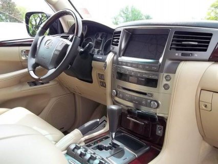 صور  BLACK 2013 LEXUS LX 570 FOR SALE 3