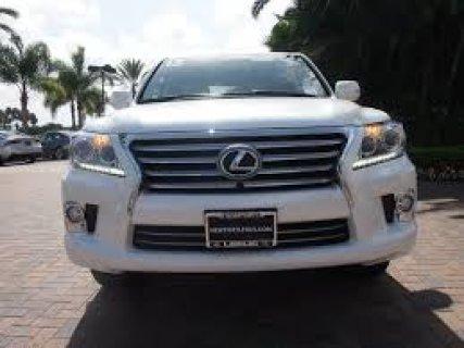For Sale 2013 Lexus Lx 570 (GCC SPECS)