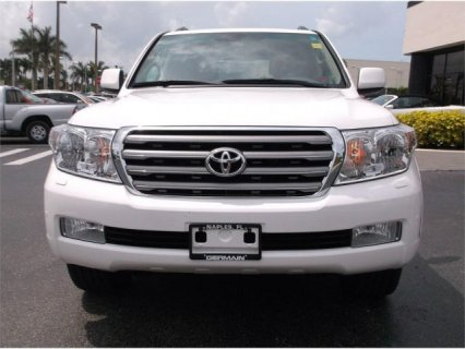 TOYOTA LAND CRUISER 2011 4WD..
