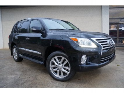 LEXUS LX 570 2013 MODEL AVAILABLE FOR SALE