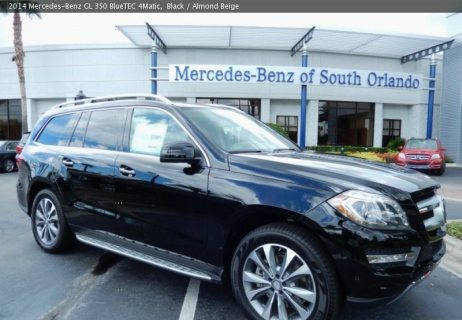 Used 2014 Mercedes-Benz GL 350 BlueTEC 4Matic for sale