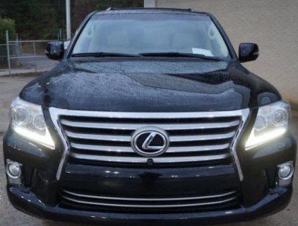 LEXUS LX 570 2013 – GULF SPEC SUV