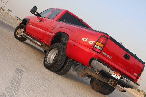 For Sale 2007 GMC SIERRA 3500HD Heavy Duty Pickup Truck 6 Wheel