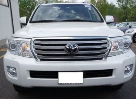 2013 TOYOTA LAND CRUISER 5.7 V8