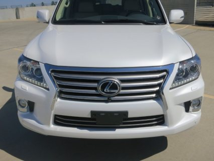 NO ACCIDENT 2013 Lexus LX 570 V8 anthony.autin1990@hotmail.com