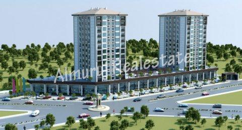 شقق استثمارية للبيع في اسطنبول المتر المربع ب880دولار