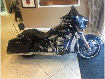 2015 Harley-Davidson Street Glide®