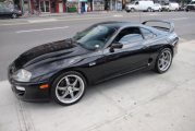 Excellent working 1997 Toyota Supra Turbo