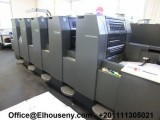 ماكينة HEIDELBERG SM 52-5-P2 مستعملة7