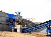 طاقة الإنتاج700/800 طن كل الساعة من خط إنتاج الحجر الجيري