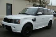 المزاد! Land Rover Range Rover (SUVs).