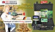 MEGA G3   احدث جهاز كشف الذهب والمعادن 2018
